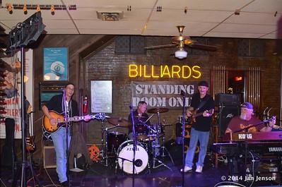 2014 Dilworth Billiards Christmas jam