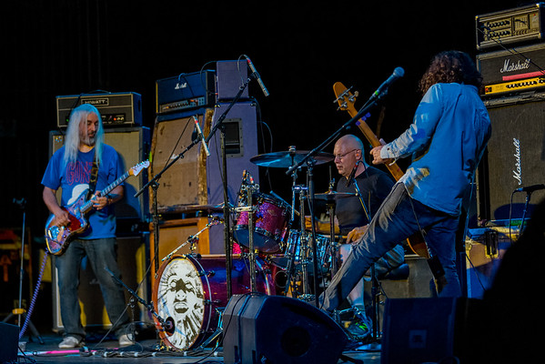 Dinosaur Jr at the Murat Theater. 📸Vasquez Photography July 25, 2016