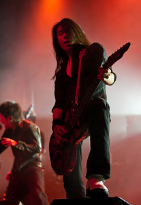 9/9/2010 In Regency Ballroom, San Francisco. Tour with Apocalyptica and Evaline