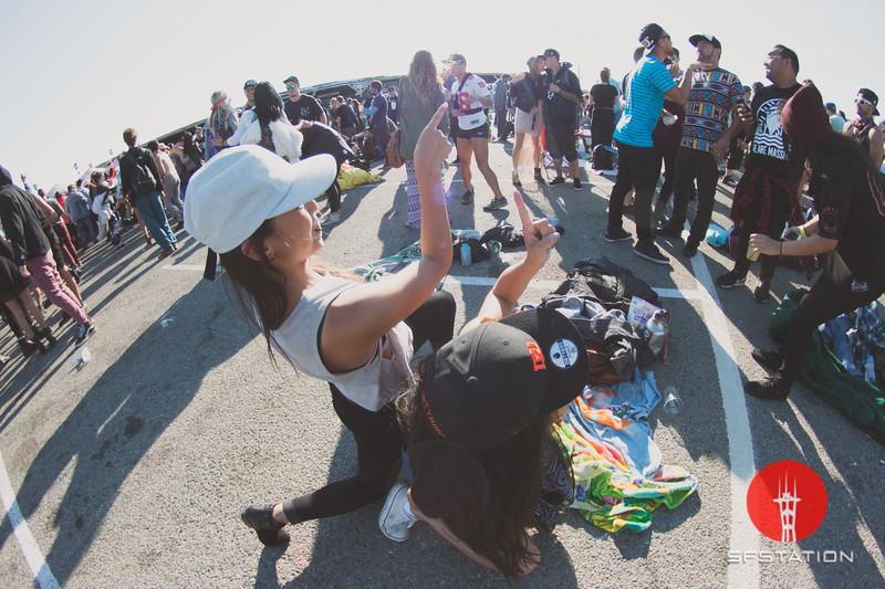 Dirtybird BBQ 2016: San Francisco Aug 13, 2016 at Treasure Island