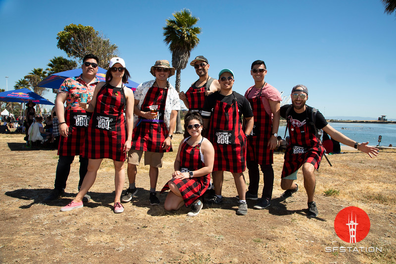 Dirtybird BBQ 2018, Jun 2, 2018 at Middle Harbor Shoreline Park, Oakland