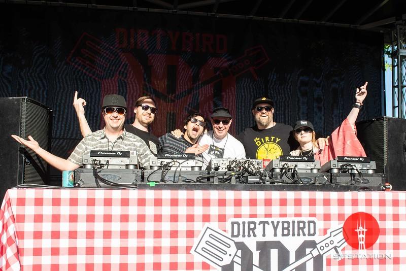 Dirtybird BBQ 2019, May 4, 2019 at Alameda County Fairgrounds