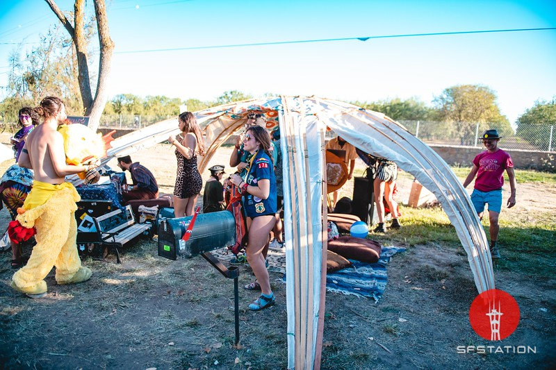Dirtybird Campout 2018: Day 3, Oct 7, 2018 at Modesto Reservoir Campgrounds