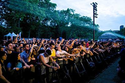 TNGHT  Central Park Summerstage