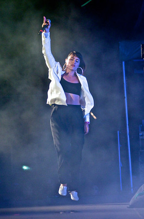 Disclosure with Jessie Ware and Sam Smith @ Central Park Summerstage