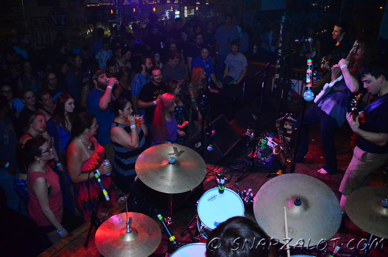 Displace CD Party 04-10-15 436