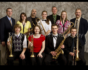 District Band Fairview 8x10