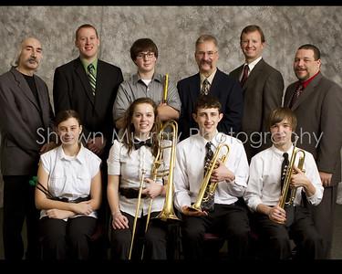 District Band Cambridge Springs 8x10