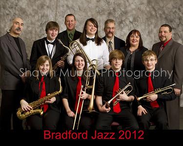 District Jazz 2012 Bradford