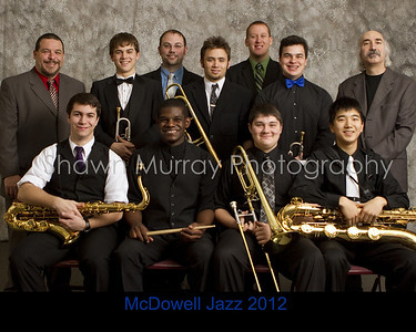 District Band McDowell 8x10