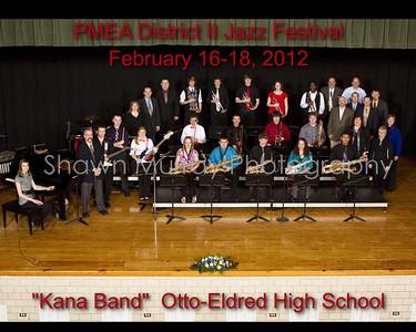 District Band - Kana 8x10