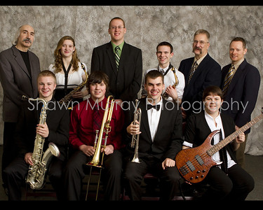 District Band Maplewood 8x10