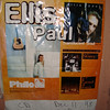 Close up of poster of BeckyG's FIRST (Sold Out!) Ellis Paul show - Dec. 11, 1998