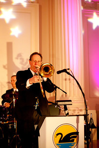 "Don Stone, trombone (Courtesy of ""A Niko Productions Video + Photo"")"