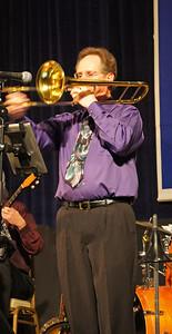 Don Stone, trombone