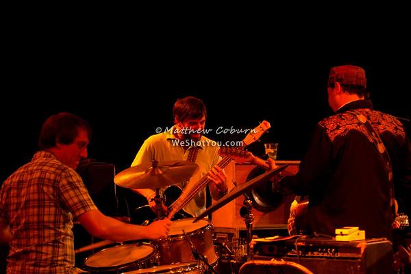 Donna The Buffalo @ The Plaza Theatre Orlando, FL January 7, 2012