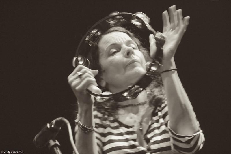 Tara Nevins, Donna the Buffalo, Jefferson Theater