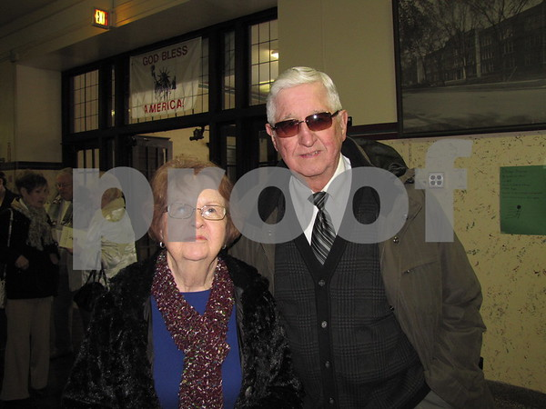 Carol and Roy Dillon