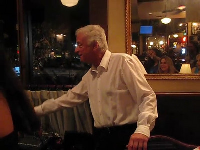 May 31st, 2008 ~ Eddie Marshal w/Doug at Magionne's Restaurant with piano player