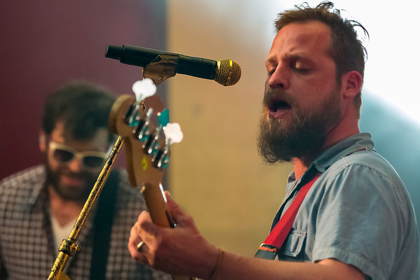 Toby Leaman of Dr. Dog