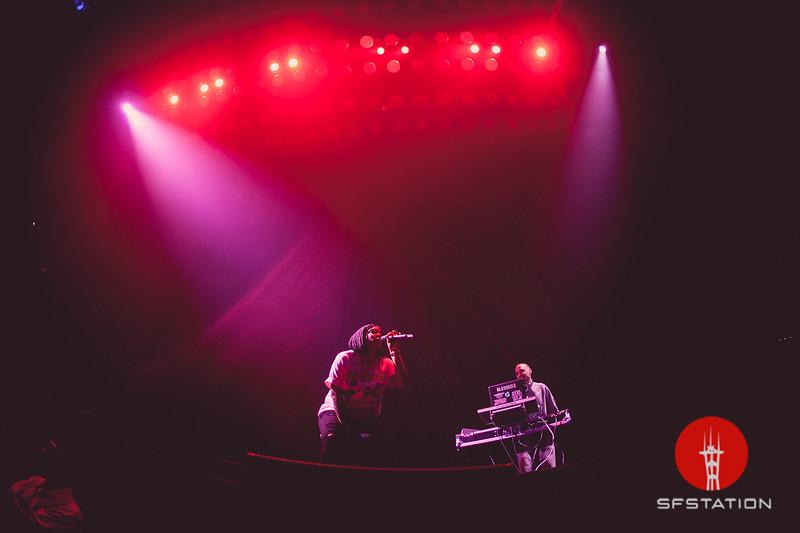 "Drake & Future ""Summer Sixteen Tour"" Sep 13, 2016 at Oracle Arena"