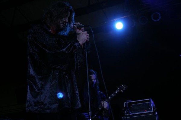 Drake at Gothicfest 2005