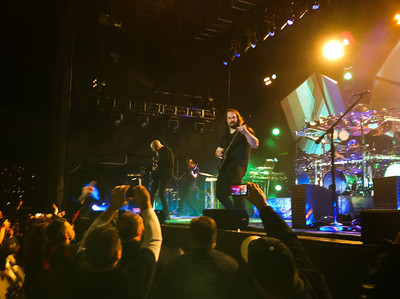 Dream Theater October 2011 Pittsburgh