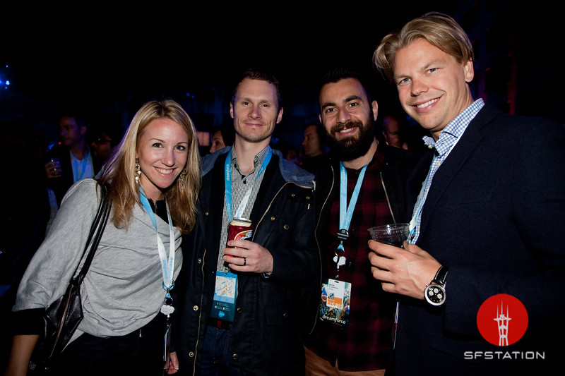 Dreamforce Concert, Sep 17, 2015 at Pier 70
