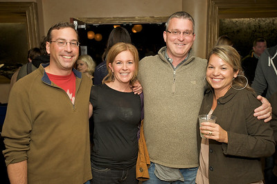Rick, Lesley, Jim and Shayla from Anderson