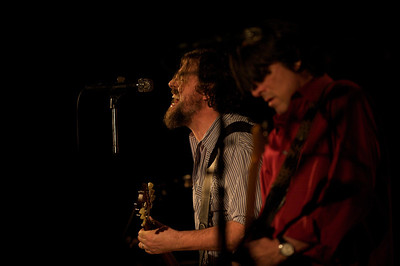 Drive By Truckers perform