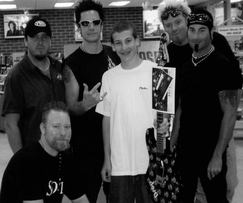 Tyler Michalek with Drop b&w 3