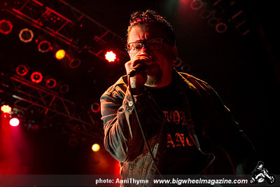 Duane Peters - Middle Class Rejects - Slime Kings - Tyranis - False Prophet- at House of Blues - Anaheim, CA - September 26, 2013