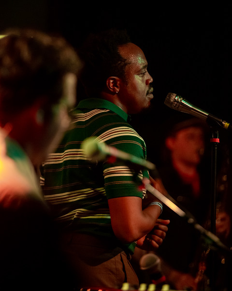 Durand Jones & The Indications sold out concert at Hi-Fi in Indianapolis, IN. Photo by Tony Vasquez for Jams Plus Media.