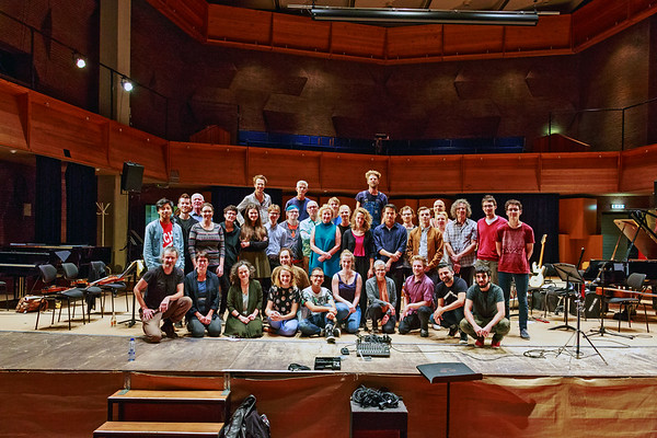 Dutch Improvisation Academy 2017