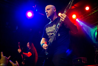 Dying Fetus, 12/9/2012, DNA Lounge, San Francisco