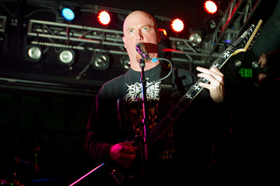 Dying Fetus, 4/5/2012, DNA Lounge, San Francisco