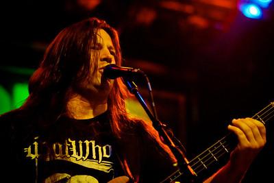 Dying Fetus, 4/5/2012, DNA Lounge, San Francisco
