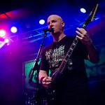 Dying Fetus, 12/9/2012, DNA Lounge, San Francisco