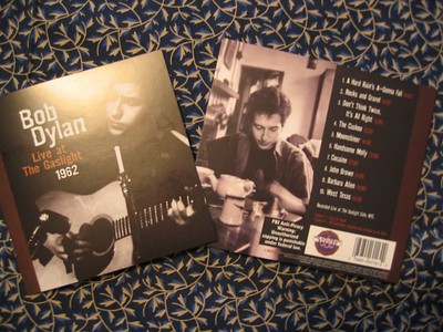 Dylan - Live at the Gaslight