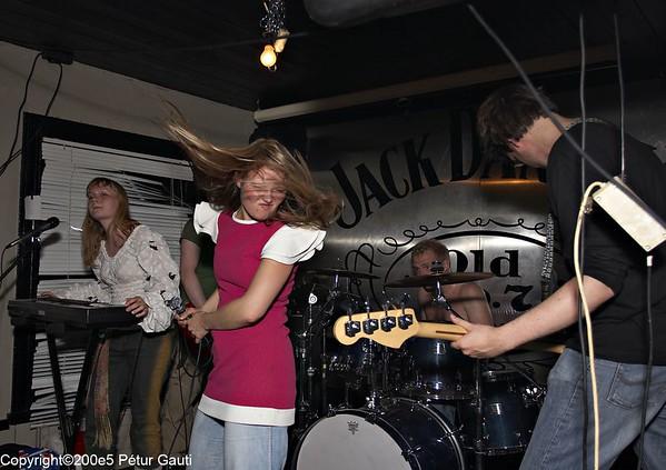 Dýrðin 29. sept 2005