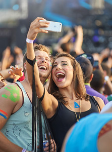 2015 Electric Zoo Music Festival - Day 1