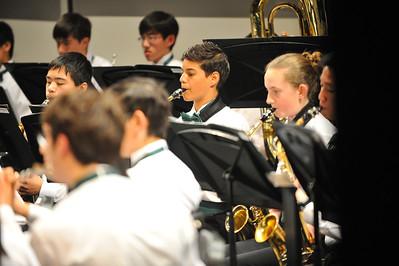 El Cerrito High School's Winter 2013 Concert. Dec. 19, 2013. Photo by Ian Billings