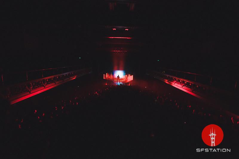EKALI, Dec 22, 2017 at The Regency Ballroom