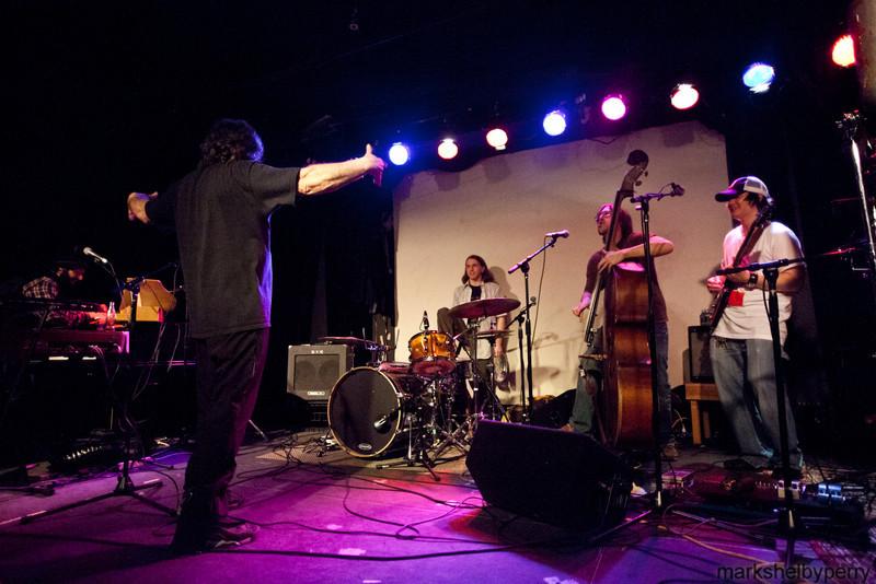 Cyro Batista at Littlefield Brooklyn, March 17, 2012