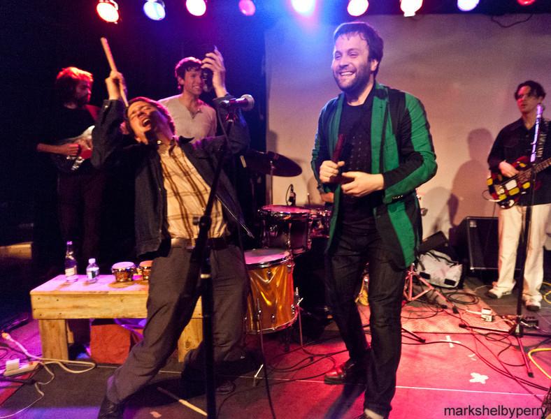 Superhuman Happiness at Littlefield Brooklyn, March 17, 2012