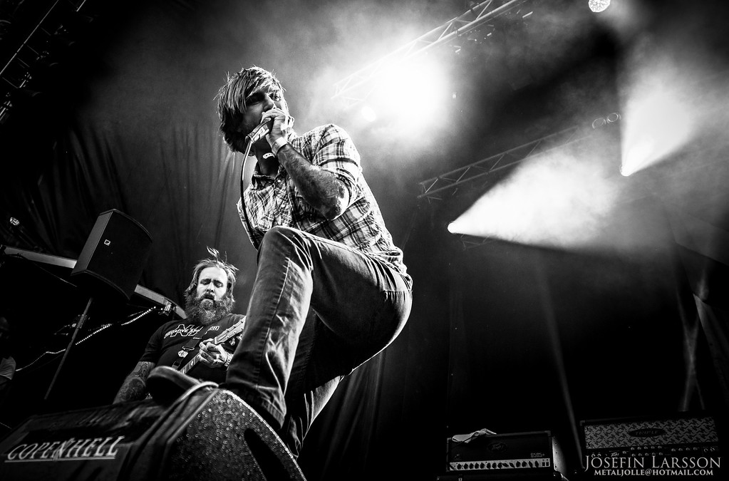 EVERY TIME I DIE - Copenhell 2013