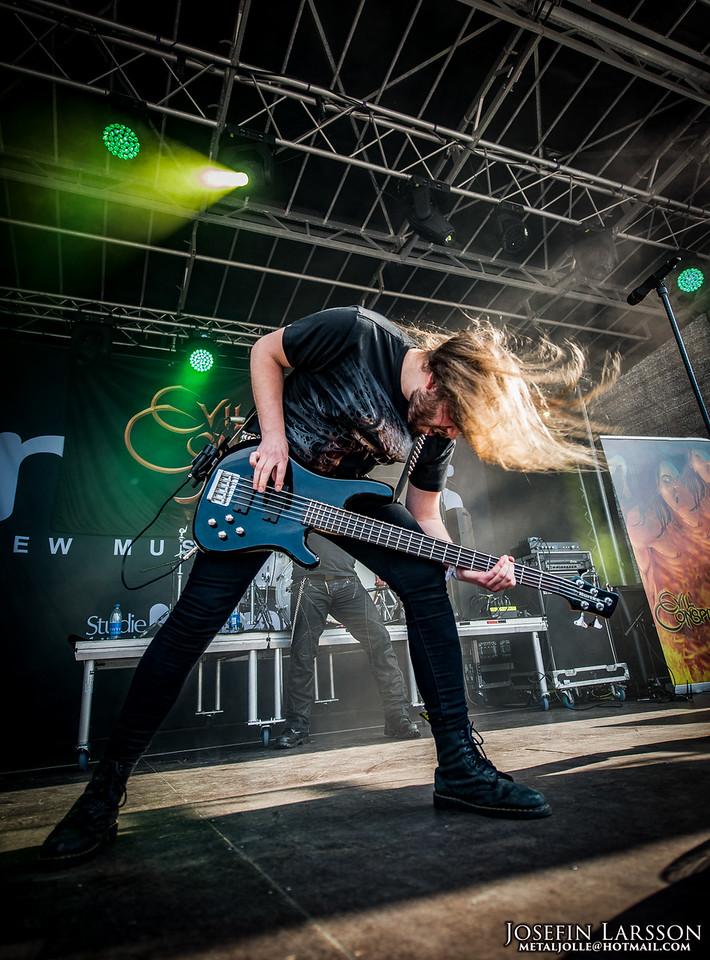 EVIL Conspiracy - MetallSvenskan 2016