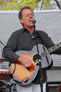 Michael Bacon of The Bacon Brothers (Earth Day Celebration, Central Park, NYC)