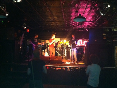 Easy Coast Secondaries plying at Strange Matter