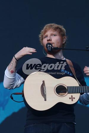 Ed Sheeran 19-JUL-2018